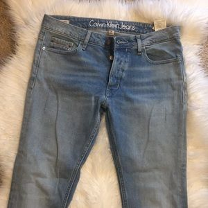 f7d8c63af9f Women s Calvin Klein Button Fly Jeans on Poshmark